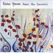 Rachel Goswell Waves Are Universal UK CD-R acetate Promo