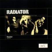 Click here for more info about 'Radiator (90s) - Resistor - Yellow Vinyl'