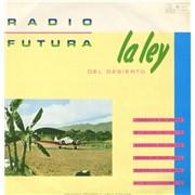 Click here for more info about 'Radio Futura - La Ley Del Desierto / La Ley Del Mar'