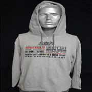 Click here for more info about '2000/01 Radiohead 'Well Adjusted Rubber Bullets' Hoodie'