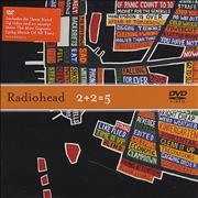 Click here for more info about 'Radiohead - 2+2=5'