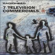 Click here for more info about 'Radiohead - 7 Television Commercials'