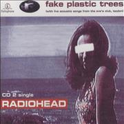 Click here for more info about 'Radiohead - Fake Plastic Trees'