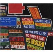Radiohead Go To Sleep UK CD single