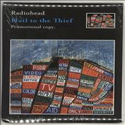 Click here for more info about 'Radiohead - Hail To The Thief - Sealed'