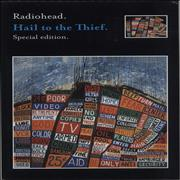 Click here for more info about 'Radiohead - Hail To The Thief Special Edition'
