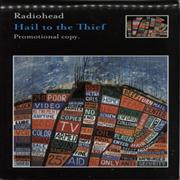 Click here for more info about 'Radiohead - Hail To The Thief'