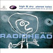 Click here for more info about 'Radiohead - High & Dry / Planet Telex'