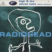 Click here for more info about 'Radiohead - High & Dry - 2-track'