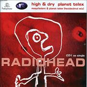 Click here for more info about 'Radiohead - High & Dry - Cd1 - Original Issue'