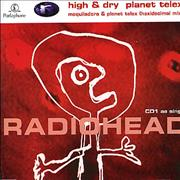 Click here for more info about 'Radiohead - High & Dry - Planet Telex CD 1 & 2 Originals'