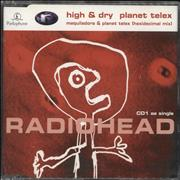 Click here for more info about 'Radiohead - High & Dry - reissue'