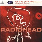 Click here for more info about 'Radiohead - High & Dry'