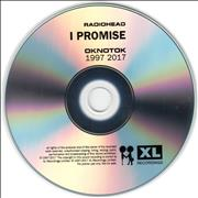 Click here for more info about ' - I Promise (OKNOTOK 1997 2017)'