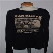 Click here for more info about 'Radiohead - Ice Caps - long sleeve t-shirt'