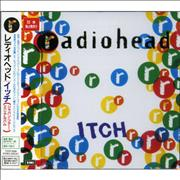 Click here for more info about 'Radiohead - Itch Tour Cd'