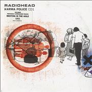 Click here for more info about 'Radiohead - Karma Police - Parts 1 & 2 Originals'