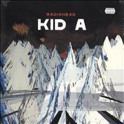 Click here for more info about 'Radiohead - Kid A - 180gm - Sealed'