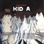 Click here for more info about 'Radiohead - Kid A - 180gm'