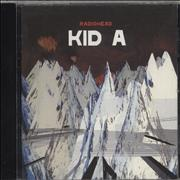Click here for more info about 'Radiohead - Kid A - 1st Issue + Amnesiac Booklet'