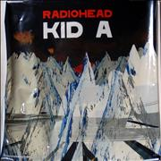 Click here for more info about 'Kid A - Window Sticker/PVC Display'