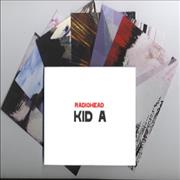 Click here for more info about 'Radiohead - Kid A Postcards'