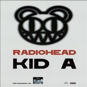 Click here for more info about 'Kid A'