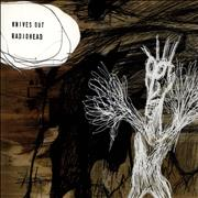 Radiohead Knives Out Netherlands CD single