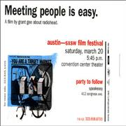 Click here for more info about 'Radiohead - Meeting People Is Easy - Austin'
