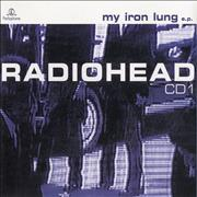 Click here for more info about 'Radiohead - My Iron Lung - reissue'
