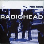 Click here for more info about 'Radiohead - My Iron Lung'
