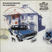 Click here for more info about 'Radiohead - No Surprises - CD1'