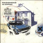 Click here for more info about 'Radiohead - No Surprises - reissue'