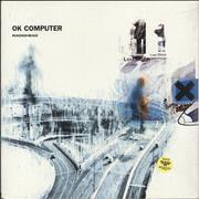 Click here for more info about 'Radiohead - OK Computer - 180gm - Sealed'