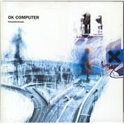 Radiohead OK Computer - 180gm USA 2-LP vinyl set