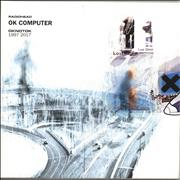 Click here for more info about 'Radiohead - OK Computer OKNOTOK 1997 2017 - 180gm'