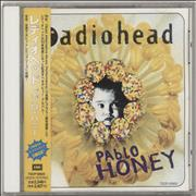 Click here for more info about 'Radiohead - Pablo Honey + Obi'