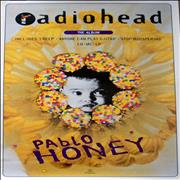 Click here for more info about 'Radiohead - Pablo Honey'
