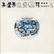 Click here for more info about ' - Paranoid Android - Blue Vinyl'