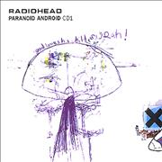 Click here for more info about 'Radiohead - Paranoid Android - CDs 1 & 2 Originals'