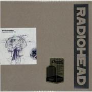 "Radiohead Paranoid Android EP1 - Sealed USA 12"" vinyl"