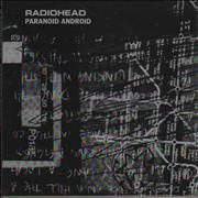 Click here for more info about 'Radiohead - Paranoid Android'