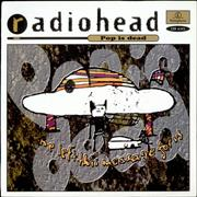 Click here for more info about 'Radiohead - Pop Is Dead - Ex'