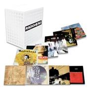 Radiohead Radiohead UK cd album box set
