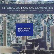 Click here for more info about 'Radiohead - Strung Out On OK Computer - The String Quartet Tribute'