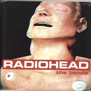 Radiohead The Bends - 180gram Vinyl + Sealed UK vinyl LP