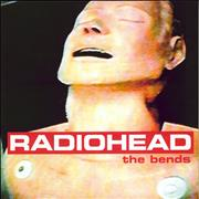 Click here for more info about 'Radiohead - The Bends - 180gram Vinyl'