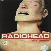 Click here for more info about 'Radiohead - The Bends - 2nd - EX'