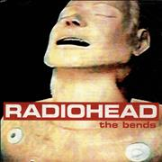 Radiohead The Bends Netherlands CD album