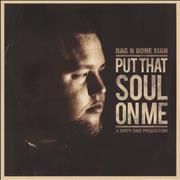Click here for more info about 'Rag N Bone Man - Put That Soul On Me - White Vinyl'